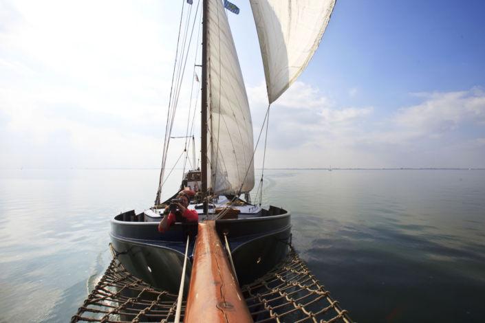 Zeilen Waddenzee IJsselmeer Dagtochten Meerdaagse zeiltochten